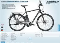 Kalkhoff E-Bikes 2015