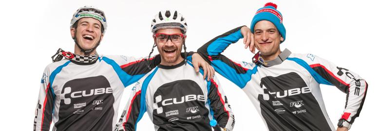 Cube cyklar Göteborg